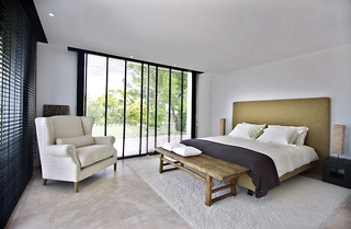 Frontline golf, contemporary villa for sale at Nueva Andalucia - Marbella 13