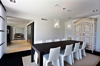 Frontline golf, contemporary villa for sale at Nueva Andalucia - Marbella 10
