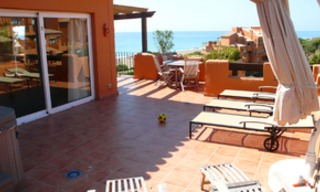 Beachfront penthouse apartment for sale in La Duquesa, Costa del Sol, Spain 6