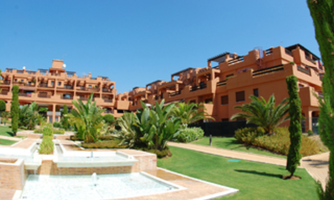 Beachfront apartments and penthouse for sale, Estepona, Costa del Sol 13