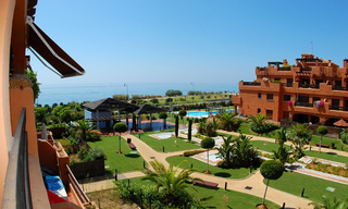 Beachfront apartments and penthouse for sale, Estepona, Costa del Sol 4