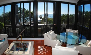 Beachfront penthouse apartment for sale in Elviria, East Marbella 7