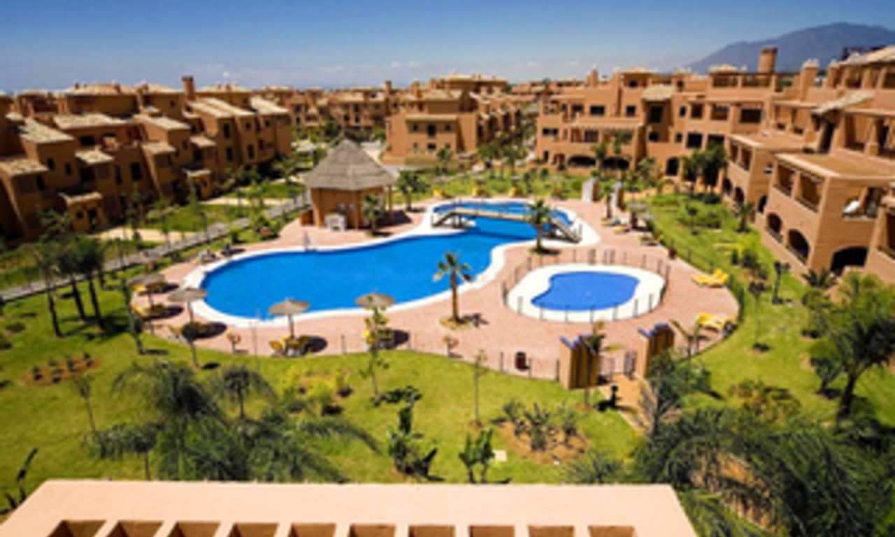 Beachside New Penthouse apartment for sale New Golden Mile Marbella - Estepona 0
