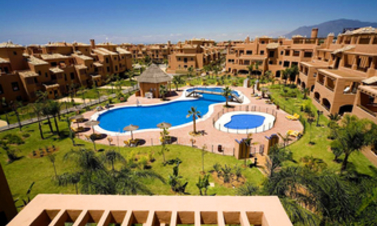 Beachside New Penthouse apartment for sale New Golden Mile Marbella - Estepona 1