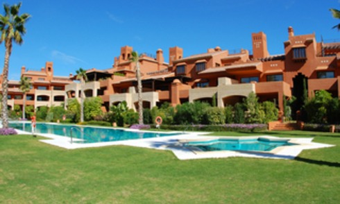 Luxury beachside Apartments and Penthouses for sale, Marbella - Estepona
