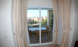 Beachside luxury apartment for sale, Elviria, Marbella east 14