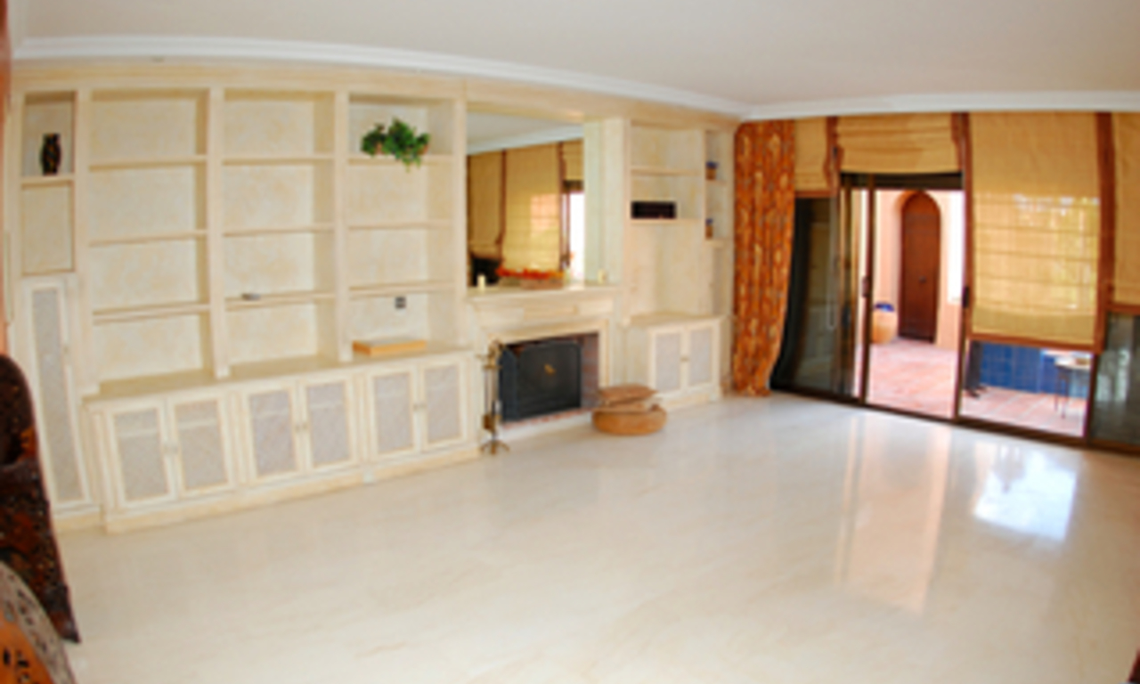 Large penthouse apartment for sale in the area Benahavis - Marbella 2