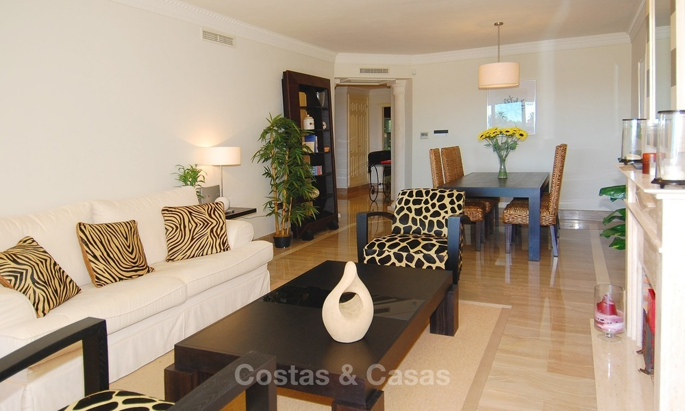 Spacious luxury apartment for sale, Sierra Blanca, Golden Mile, Marbella 1903