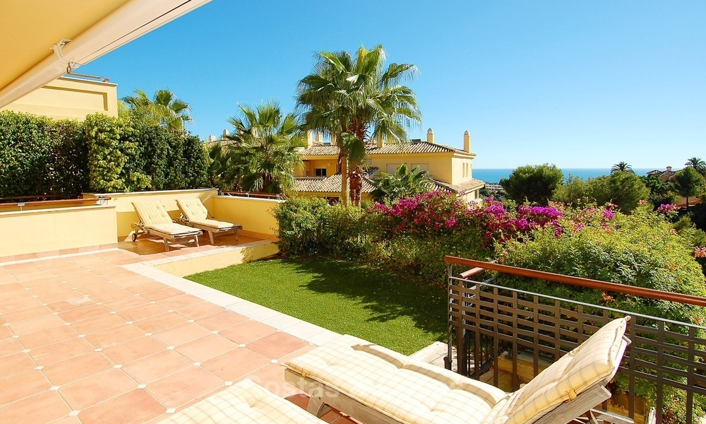 Spacious luxury apartment for sale, Sierra Blanca, Golden Mile, Marbella 1908