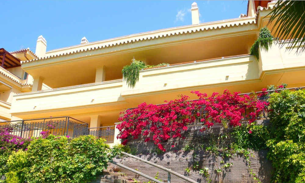 Spacious luxury apartment for sale, Sierra Blanca, Golden Mile, Marbella 1912