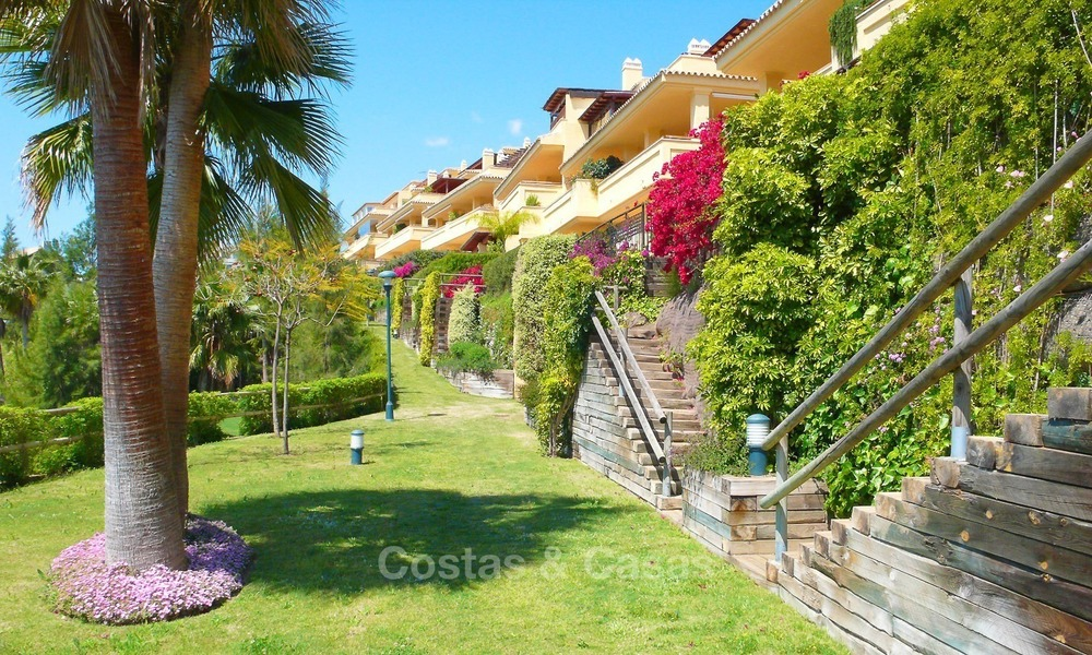Spacious luxury apartment for sale, Sierra Blanca, Golden Mile, Marbella 1913