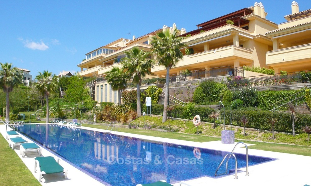 Spacious luxury apartment for sale, Sierra Blanca, Golden Mile, Marbella 1915