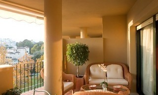 Frontline golf penthouse to buy in Marbella 4