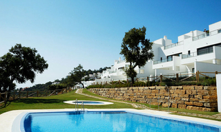 Contemporary Townhouses for sale in Marbella 1