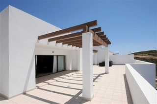 Contemporary new apartments and penthouses for sale, on a golf resort, Costa del Sol 1