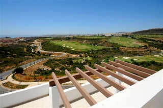 Contemporary new apartments and penthouses for sale, on a golf resort, Costa del Sol 2