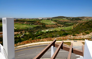 Contemporary new apartments and penthouses for sale, on a golf resort, Costa del Sol 21