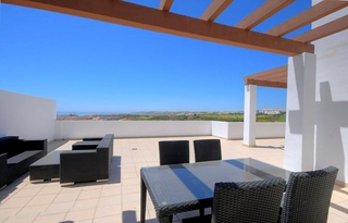 Contemporary new apartments and penthouses for sale, on a golf resort, Costa del Sol 3