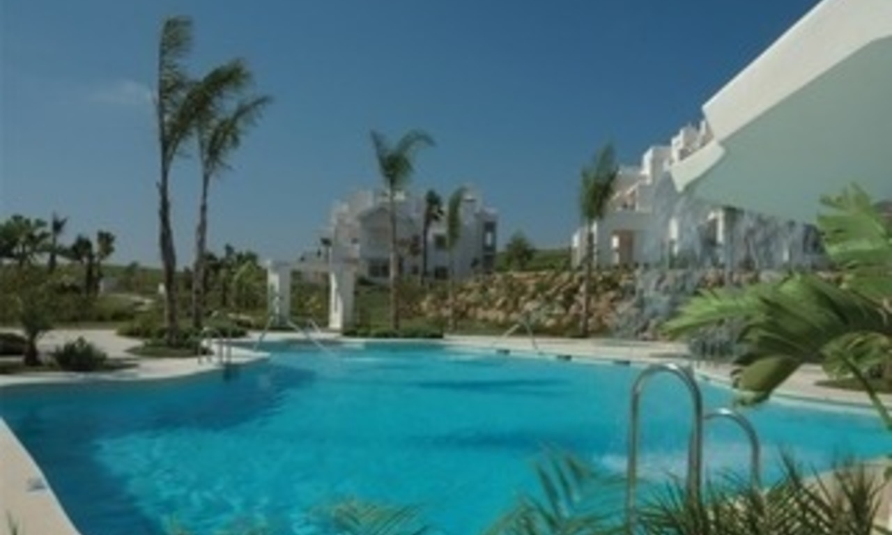 New apartments and penthouses for sale, Estepona, Costa del Sol 1
