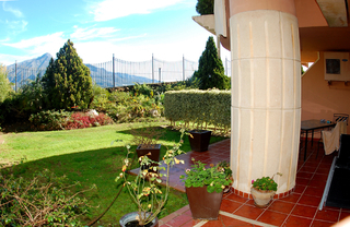 Garden apartment for sale in Nueva Andalucia, Marbella 3