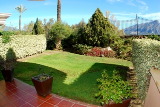 Garden apartment for sale in Nueva Andalucia, Marbella 1