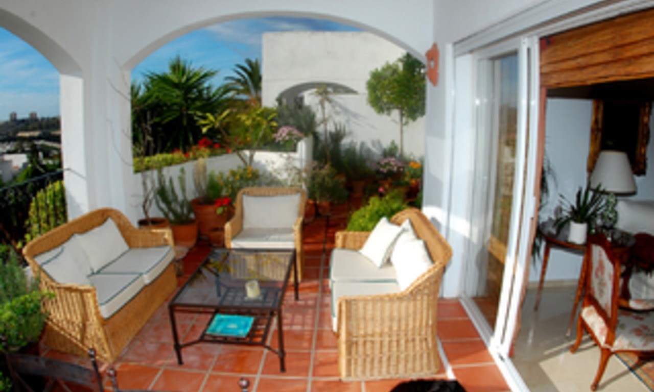Penthouse apartment for sale in Nueva Andalucia - Marbella 1