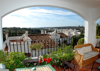 Penthouse apartment for sale in Nueva Andalucia - Marbella