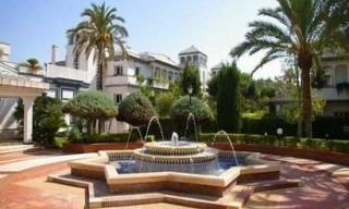 Spacious frontline beach penthouse for sale, New Golden Mile, between Marbella and Estepona. 21
