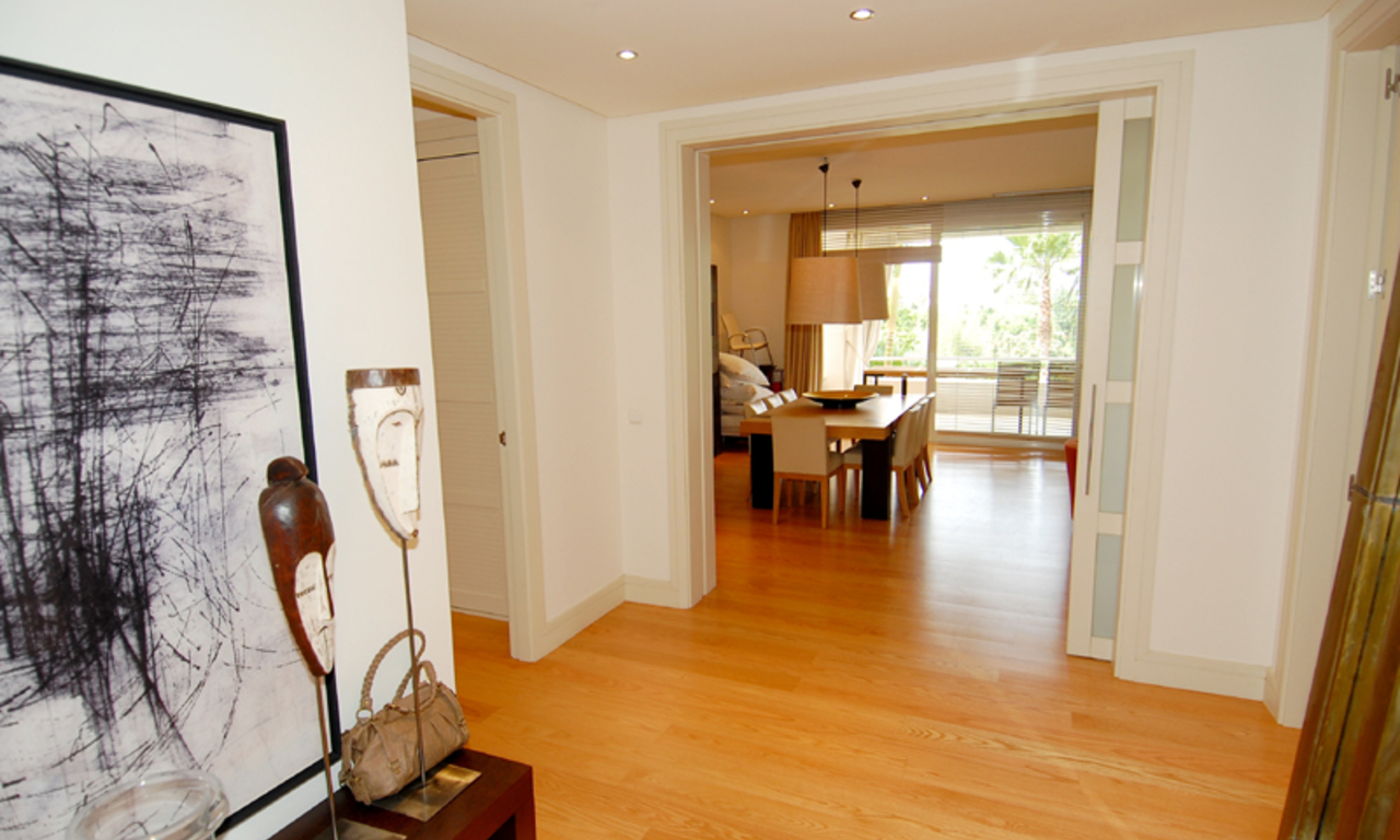 Luxury apartment to buy, Golden Mile, Marbella 1