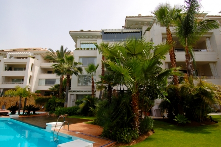 Luxury apartment to buy, Golden Mile, Marbella 7