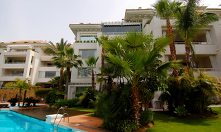 Marbella Golden Mile for sale: Luxury apartment to buy 10