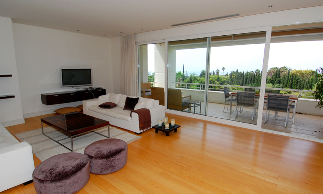 Marbella Golden Mile for sale: Luxury apartment to buy 4