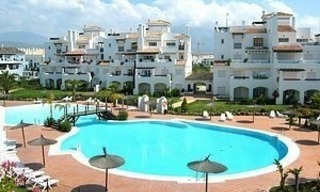 Apartment for sale, Beachfront - frontline beach boulevard complex, San Pedro - Marbella 14