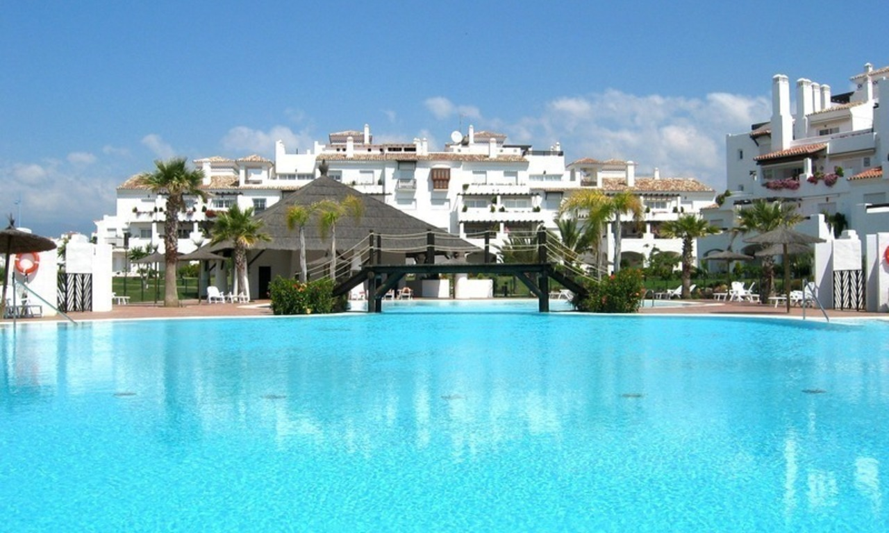 Apartment for sale, Beachfront - frontline beach boulevard complex, San Pedro - Marbella 15