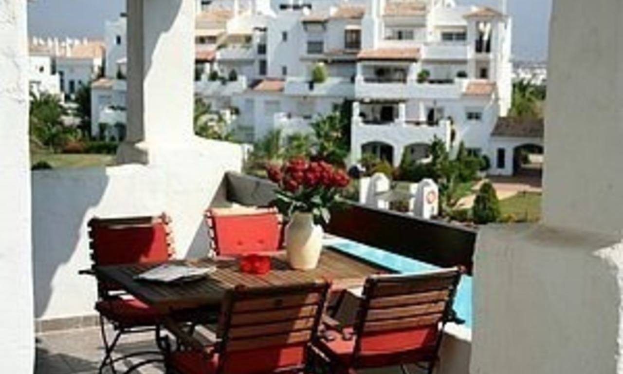 Apartment for sale, Beachfront - frontline beach boulevard complex, San Pedro - Marbella 8