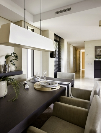 Modern and Luxury penthouse apartment for sale, Golden Mile, Marbella 6
