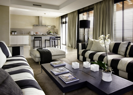 Modern and Luxury penthouse apartment for sale, Golden Mile, Marbella 3