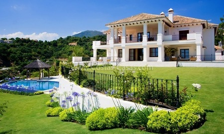 Villas, properties for sale - La Zagaleta - Marbella / Benahavis 5