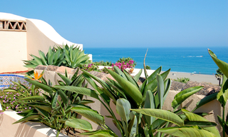 Frontline beach penthouse for sale - New Golden Mile between Puerto Banus (Marbella) and the centre of Estepona 6