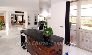Distressed sale - Modern style villa for sale in a gated golf resort between Marbella, Benahavis and Estepona 20