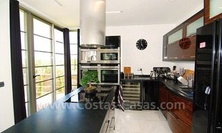 Distressed sale - Modern style villa for sale in a gated golf resort between Marbella, Benahavis and Estepona 19