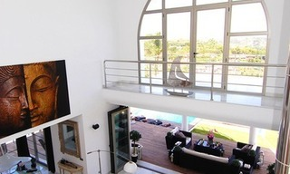 Distressed sale - Modern style villa for sale in a gated golf resort between Marbella, Benahavis and Estepona 23