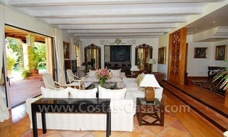 Frontline beach villa for sale, Marbella - Estepona 16