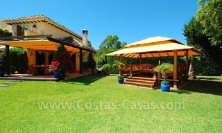 Frontline beach villa for sale, Marbella - Estepona 9