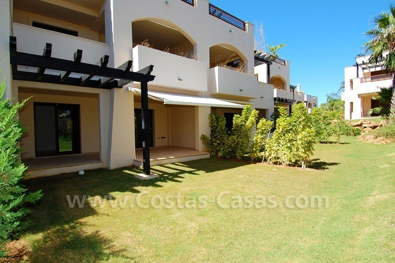 Luxury apartment for sale near Puerto Banus, Marbella