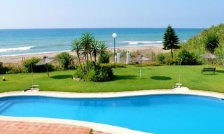 Beachfront apartment for sale, Mijas, Costa del Sol, Spain 0