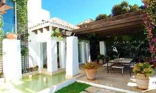 Exclusive frontline beach villa for sale, Marbella - Estepona 7
