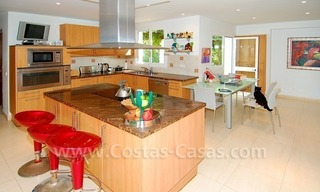 Exclusive frontline beach villa for sale, Marbella - Estepona 19