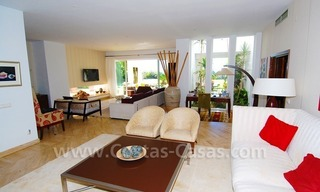 Exclusive frontline beach villa for sale, Marbella - Estepona 15