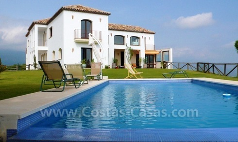 Mountain mansion for sale, Marbella - Benahavis, Costa del Sol